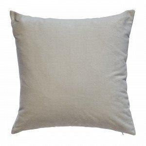 Hemtex Sanna Cushion Cover Koristetyynynpäällinen Beige 45x45 Cm