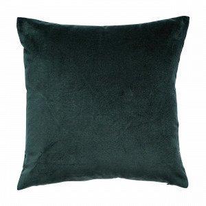 Hemtex Sanna Cushion Cover Koristetyynynpäällinen Keskivihreä 45x45 Cm