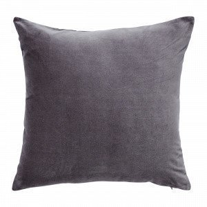 Hemtex Sanna Cushion Cover Koristetyynynpäällinen Liilanharmaa 45x45 Cm