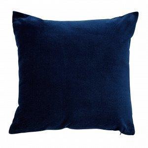 Hemtex Sanna Cushion Cover Koristetyynynpäällinen Mariininsininen 45x45 Cm