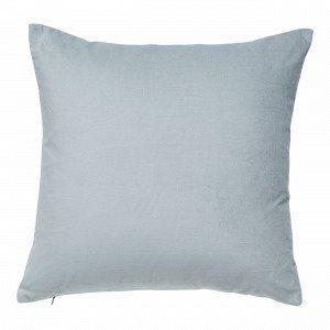 Hemtex Sanna Cushion Cover Koristetyynynpäällinen Vaaleanharmaa 45x45 Cm