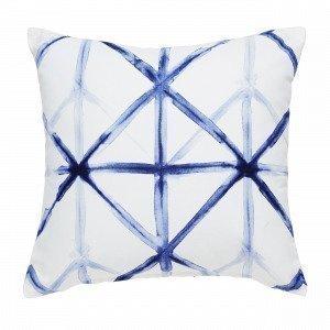 Hemtex Shiboria Koristetyyny Sininen 50x50 Cm