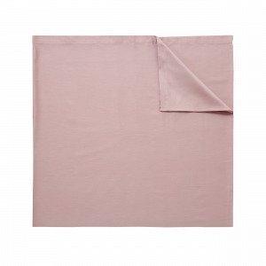 Hemtex Soft Satin Flat Sheet Aluslakana Begonia 150x260 Cm
