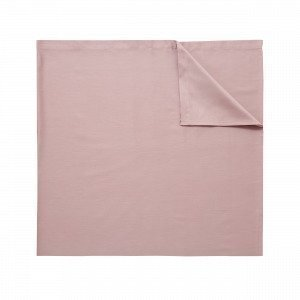 Hemtex Soft Satin Flat Sheet Aluslakana Begonia 240x260 Cm
