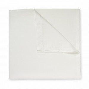 Hemtex Soft Satin Flat Sheet Aluslakana Kermanvalkoinen 150x260 Cm