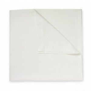Hemtex Soft Satin Flat Sheet Aluslakana Kermanvalkoinen 240x260 Cm