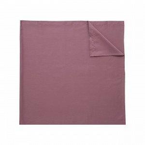 Hemtex Soft Satin Flat Sheet Aluslakana Luumu 150x260 Cm