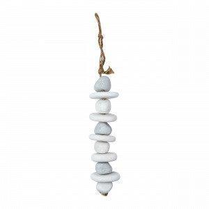 Hemtex Stones Line Decoration Stenar Koriste Monivärivalkoinen 5x30 Cm