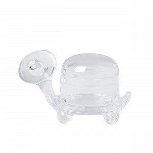 Hemtex Turtle Paperiliitinteline Lasinkirkas 6.5x11 Cm