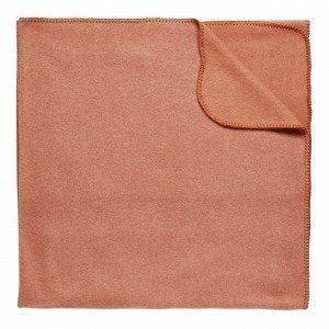 Hemtex Wilmer Blanket Viltti Ruoste 130x170 Cm