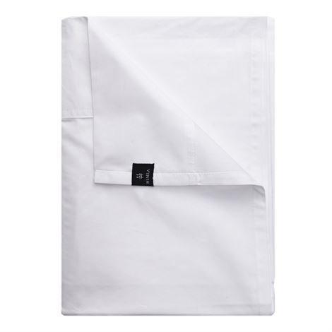 Himla Drottningholm Aluslakana Valkoinen 270x270 cm