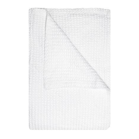 Himla Fresh Laundry Päiväpeite Valkoinen 260x260 cm