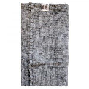 Himla Fresh Laundry Pyyhe Silver 70x135 Cm