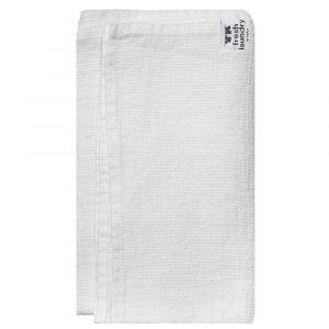 Himla Fresh Laundry Vohvelipyyhe Valkoinen 70x135 Cm