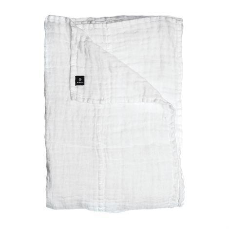 Himla Hannelin Päiväpeite Valkoinen 160x260 cm
