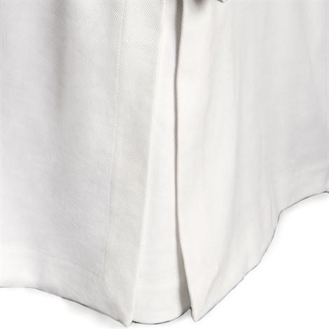 Himla Leo Helmalakana Parisänkyyn Valkoinen 42 cm
