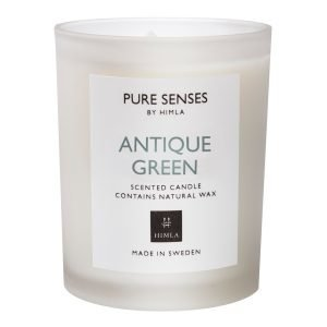 Himla Pure Senses Tuoksukynttilä 165g Antique Green