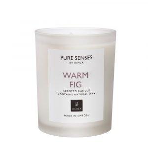 Himla Pure Senses Tuoksukynttilä 165g Warm Fig