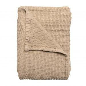 Himla Shirley Päiväpeite Sand 160x260 Cm
