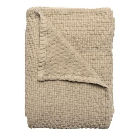 Himla Shirley Päiväpeite Sand Beige 160x260 cm