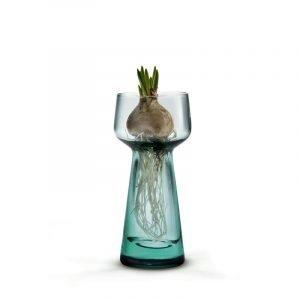 Holmegaard Celebrate Pearl Maljakko Evergreen