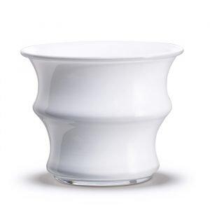 Holmegaard Ulkoruukku Valkoinen 10 Cm