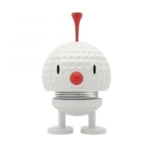 Hoptimist Baby Bumble Golf Punainen