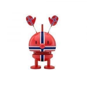 Hoptimist Baby Rooligan Norway Punainen