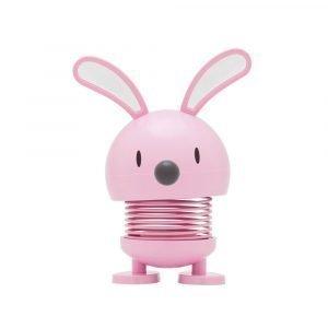 Hoptimist Bunny Pink