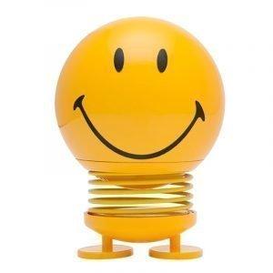 Hoptimist Smiley Keltainen