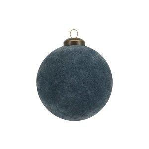 House Doctor Flock Joulukuusenpallo Sininen