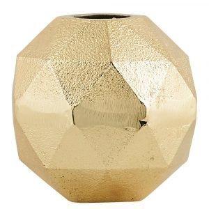 House Doctor Geometry Maljakko Messinki 10 Cm