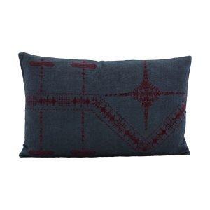 House Doctor Inka Tyynynpäällinen Sininen 50x30 Cm