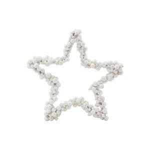House Doctor Jingle Ornament Valkoinen 20 Cm