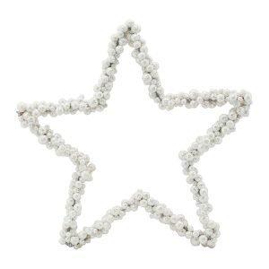 House Doctor Jingle Ornament Valkoinen 30 Cm