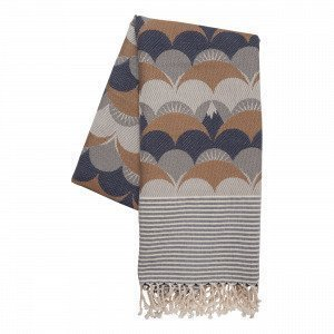 House Of Rym Eternal Sunset Blanket Viltti 100x200 Cm