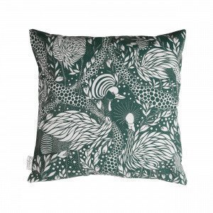 House Of Rym Prancing Peacock Cushion Cover Koristetyynynpäällinen 50x50 Cm