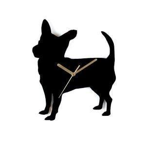 Hurmaava Chihuahua Seinäkello