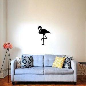Hurmaava Flamingo Sisustustaulu