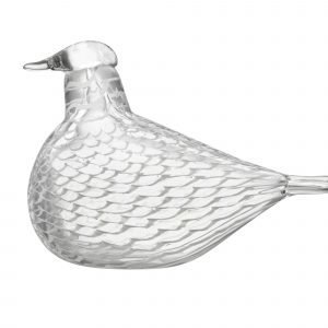 Iittala Birds By Toikka Sovinnon Kyyhky Lasilintu 160x110 Mm
