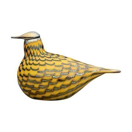 Iittala Birds by Toikka Keltainen 215x130 mm