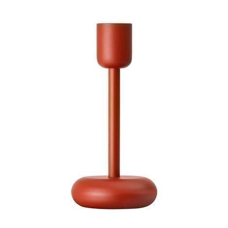Iittala Nappula Kynttilänjalka Kyoto Punainen Iso 183 mm