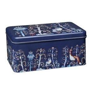 Iittala Taika Metallinen Laatikko Sininen
