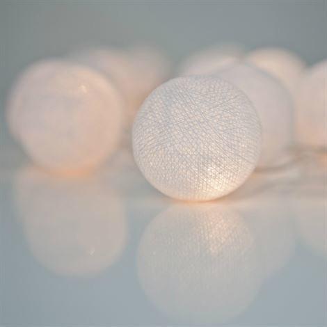 Irislights Pure White 20 Palloa