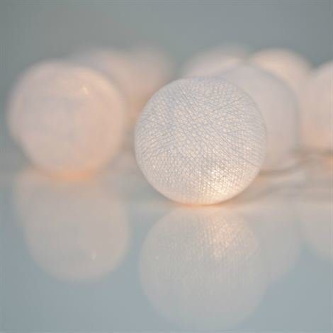 Irislights Pure White 35 Palloa