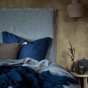 Jotex Amanda Tyynyliina Sininen 60x50 Cm