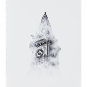 Jotex Big Ben Juliste Valkoinen 50x70 Cm
