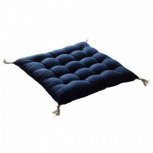 Jotex Boho Istuintyyny Sininen 40x40 Cm