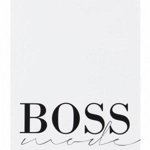 Jotex Boss Mode Juliste Valkoinen 50x70 Cm