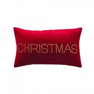 Jotex Christmas Tyynynpäällinen Punainen 50x30 Cm